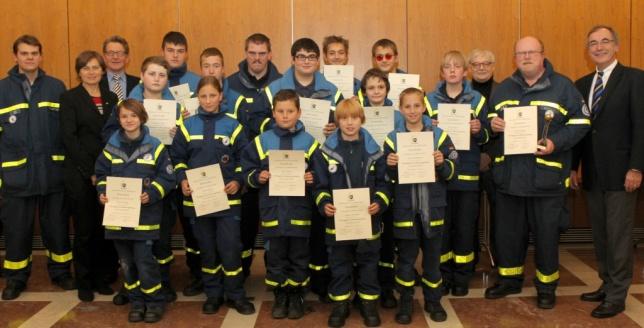 Lampertheim: Courage-Auszeichnung Bürgerstiftung (Fotos: AfP Asel)